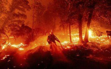 Πυρκαγιές στην Καλιφόρνια: Στάχτη πάνω από 2 εκατ. στρέμματα - Ρεκόρ από το 1987