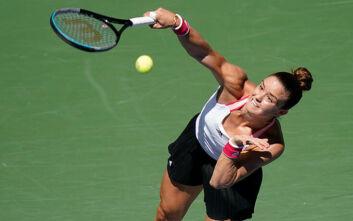 US Open: Στους «16» σταμάτησε η πορεία της Σάκκαρη - Έχασε 2-1 σετ από την Σερένα Ουίλιαμς
