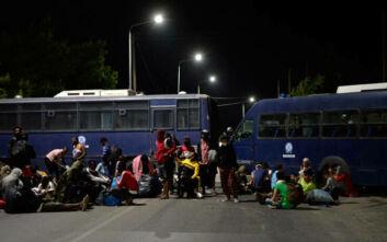 ΚΚΕ: Να ξεκινήσει τώρα ο απεγκλωβισμός προσφύγων και μεταναστών από τη Λέσβο