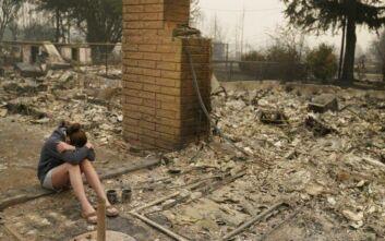 Τουλάχιστον 24 νεκροί και δεκάδες αγνοούμενοι από τις πυρκαγιές στο Όρεγκον