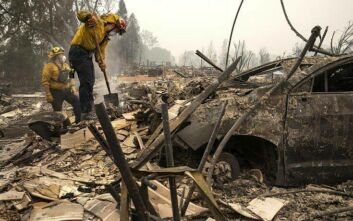 ΗΠΑ: Πύρινα μέτωπα σε Όρεγκον και Ουάσιγκτον - Δεκάδες αγνοούμενοι - Μεγάλες καταστροφές