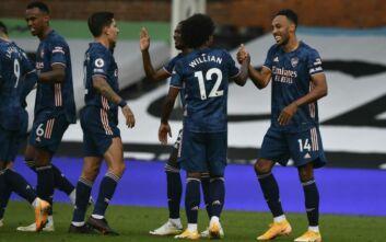 Premier League: Με νίκη άρχισε η Άρσεναλ, 3-0 τη Φούλαμ εκτός έδρας