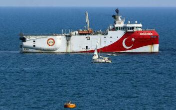 Τουρκία: Το Oruc Reis θα ολοκληρώσει τις εργασίες του στις 29 Νοεμβρίου
