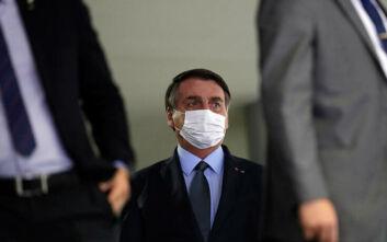 Μπολσονάρου: Δεν πρόκειται να εμβολιαστώ, είναι δικαίωμά μου