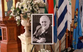 Τζορτζ Μπίζος: Το τελευταίο αντίο στον Έλληνα που γνωρίζει όλη η Νότια Αφρική «με το μικρό του όνομα»