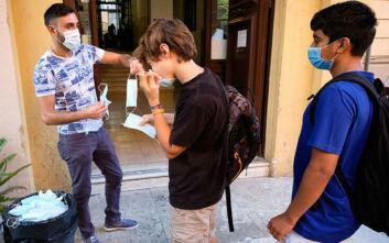 Nέα έρευνα: Τα παιδιά έχουν 44% λιγότερες πιθανότητες από τους ενήλικες να κολλήσουν κορονοϊό
