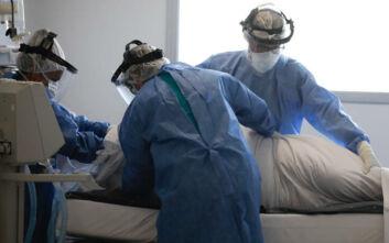 Αυξάνεται και πάλι ο ημερήσιος αριθμός νεκρών από κορονοϊό στη Βραζιλία