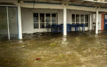 Κακοκαιρία Ιανός: Ανυπολόγιστες ζημιές προκάλεσε ο μεσογειακός κυκλώνας στην Ιθάκη