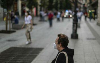 Μερικό lockdown σε συνοικίες της Μαδρίτης για την αναχαίτιση του ιού