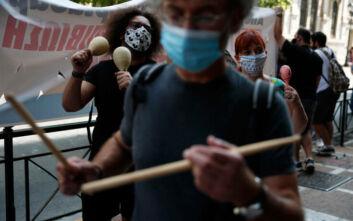 Μενδώνη: Λύση για τους καλλιτέχνες που επλήγησαν από ακυρώσεις παραστάσεων εξετάζει η κυβέρνηση