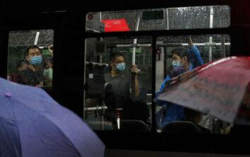Οκτώ νέα κρούσματα κορονοϊού στην Κίνα, όλα «εισαγόμενα»