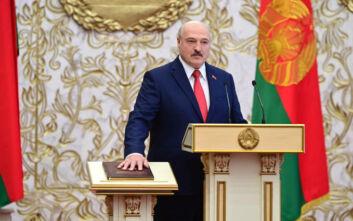 Λουκασένκο: Θα παραιτηθώ όταν εγκριθεί το νέο Σύνταγμα