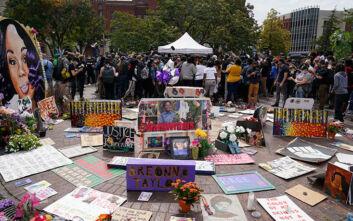 Δίωξη σε βάρος αστυνομικού που είχε εμπλοκή στον θάνατο της Αφροαμερικανίδας Μπριόνα Τέιλορ