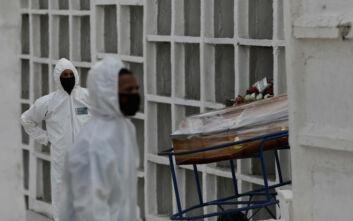 Ξεπέρασαν τους 173.000 οι νεκροί της πανδημίας στη Βραζιλία, πάνω από 6.3 εκατ. τα κρούσματα