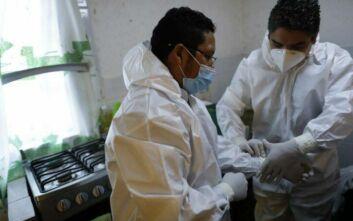 Έσπασαν το φράγμα των 76.000 οι θάνατοι λόγω κορονοϊού στο Μεξικό