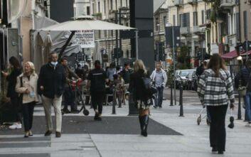 «Καμπανάκι» στην Ιταλία με τα κρούσματα κορονοϊού: Σημειώθηκε ο υψηλότερος αριθμός από το τέλος του lockdown
