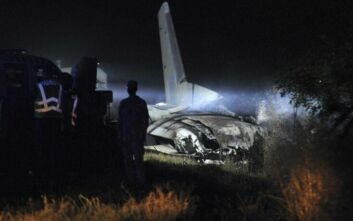 Συντριβή στρατιωτικού αεροσκάφους στην Ουκρανία: Τουλάχιστον 25 οι νεκροί