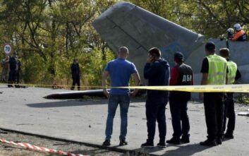 Τραγωδία με στρατιωτικό αεροσκάφος στην Ουκρανία: Βίντεο από την στιγμή της συντριβής του Antonov