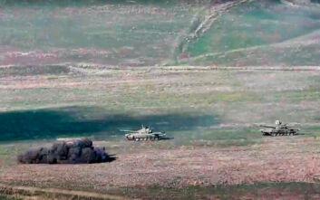 Καταγγελία της Αρμενίας για την Τουρκία: Έστειλε 4.000 Σύρους μαχητές στο Αζερμπαϊτζάν