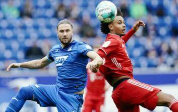 Bundesliga: Η Χόφενχαϊμ διέσυρε με 4-1 τη Μπάγερν Μονάχου
