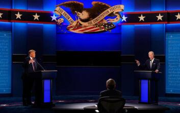Την Πέμπτη το δεύτερο debate Τραμπ -Μπάιντεν - «Άδικες» αλλαγές στους κανόνες καταγγέλλει ο Αμερικανός πρόεδρος