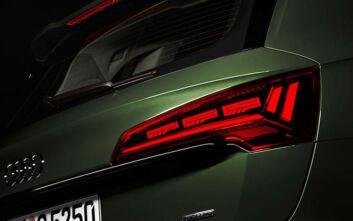 Φώτα OLED επόμενης γενιάς από την Audi
