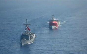 Κομισιόν: Δυστυχώς η Τουρκία συνεχίζει να δημιουργεί εντάσεις στην Ανατολική Μεσόγειο