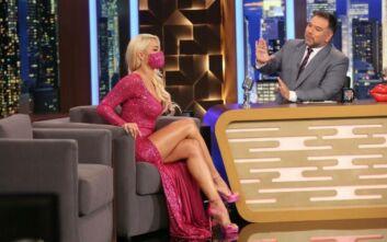 The 2Night Show: Η Ιωάννα Τούνη θα μιλήσει πρώτη φορά στην τηλεόραση για το ροζ βίντεο