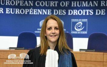Μαριαλένα Τσίρλη: Για πρώτη φορά Ελληνίδα για γραμματέας του Ευρωπαϊκού Δικαστηρίου Ανθρωπίνων Δικαιωμάτων