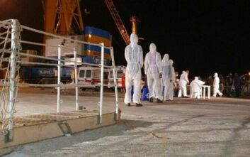 Στη Σικελία μετανάστες που ήταν αποκλεισμένοι σε δεξαμενόπλοιο για 40 ημερές