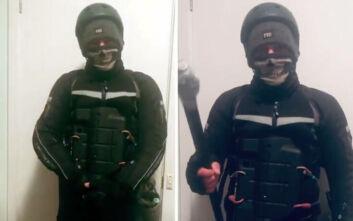Έφτιαξε ομάδα κρούσης για να υπερασπίζεται τους αρνητές του κορονοϊού από την… αστυνομία