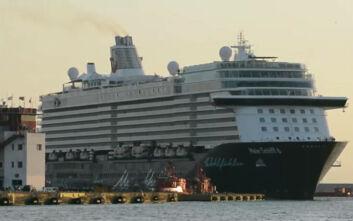 Στην Κέρκυρα μετά από έξι μήνες το κρουαζιερόπλοιο «Mein Schiff 6»