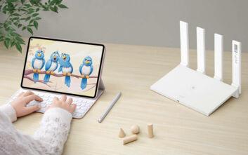 Αναβάθμισε το δίκτυο στο σπίτι ή στην δουλειά με τα νέα HUAWEI routers AX3 με WiFi 6 Plus