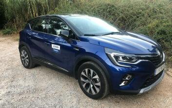 Οδηγούμε το Renault Captur 1.5 Blue dCi, 115 ίππων