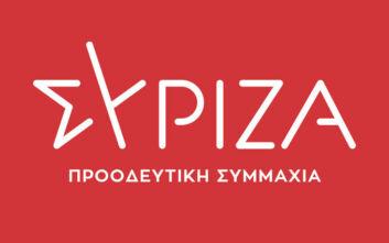ΣΥΡΙΖΑ: Η κυβέρνηση να αφήσει τις γελοίες δικαιολογίες