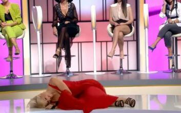 My Style Rocks: Σωριάστηκε στο πάτωμα η Ευρυδίκη Παπαδοπούλου με την κριτική που άκουσε