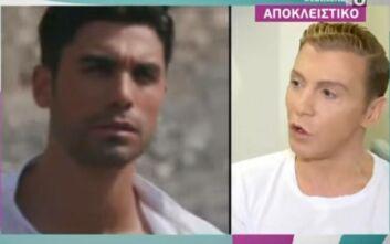 Τάκης Ζαχαράτος: Ο Bachelor είναι ερωτευμένος με τον εαυτό του, είναι ο ίδιος η γκόμενά του, δεν βλέπει τις άλλες