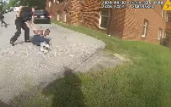 Νέο περιστατικό βίας στην Ουάσιγκτον: Αστυνομικός πυροβολεί 18χρονο