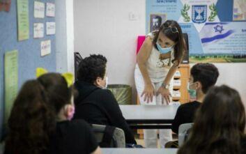 Στη δίνη του κορονοϊού το Ισραήλ: Κλείνουν και πάλι τα σχολεία