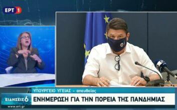 Νίκος Χαρδαλιάς: Σαρωτικοί έλεγχοι στα γηροκομεία - Στόχος σε 10 μέρες να έχουν ελεγχθεί όλα