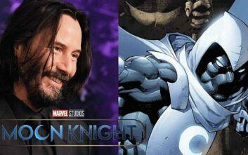 Moon Knight: Ο Kιάνου Ριβς φαίνεται πως είναι ο εκλεκτός της Marvel για το ρόλο