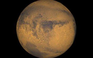 Μεγάλη ανακάλυψη στον Άρη αυξάνει τις πιθανότητες για ίχνη ζωής στον «κόκκινο πλανήτη»