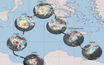 Επτά ερωτήματα με αφορμή τον μεσογειακό κυκλώνα Ιανό – Τι ανησυχεί τους επιστήμονες