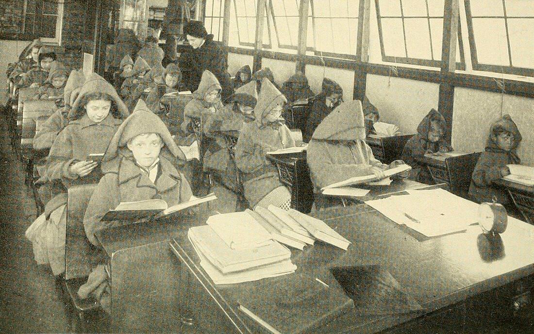 Τι έγινε με τα σχολεία όταν η φυματίωση χτύπησε γερά την ανθρωπότητα 7