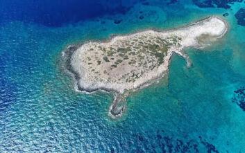 Το νησί στη Λακωνία που μοιάζει με την Κύπρο