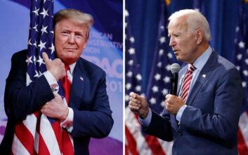 Εκλογές ΗΠΑ: Θρίλερ με μικρό προβάδισμα του Μπάιντεν στη Φλόριντα