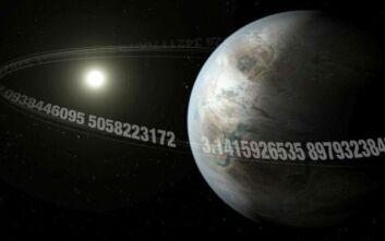 «π-Γη»: Ανακαλύφθηκε εξωπλανήτης σαν τη Γη - Η σχέση του με τη μαθηματική σταθερά «π»