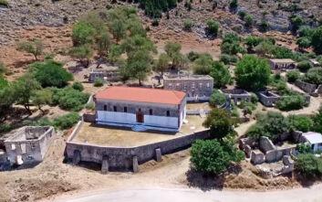 Το χωριό φάντασμα στην Αιτωλοακαρνανία