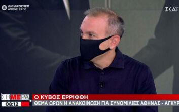 Φίλης: Δεν μπορούμε να κάνουμε τα στραβά μέτρα στις προκλήσεις της Τουρκίας - «Κόβει βόλτες» στην κυπριακή ΑΟΖ