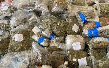 Ναρκωτικά αξίας 500.000 ευρώ με προορισμό τα Εξάρχεια κατασχέθηκαν από την ΕΛΑΣ
